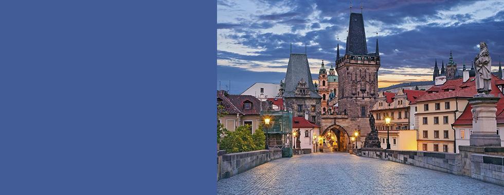 Романтические дороги Германии и Чехии