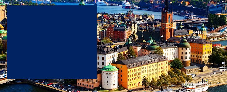 Рига - Стокгольм - Таллин
